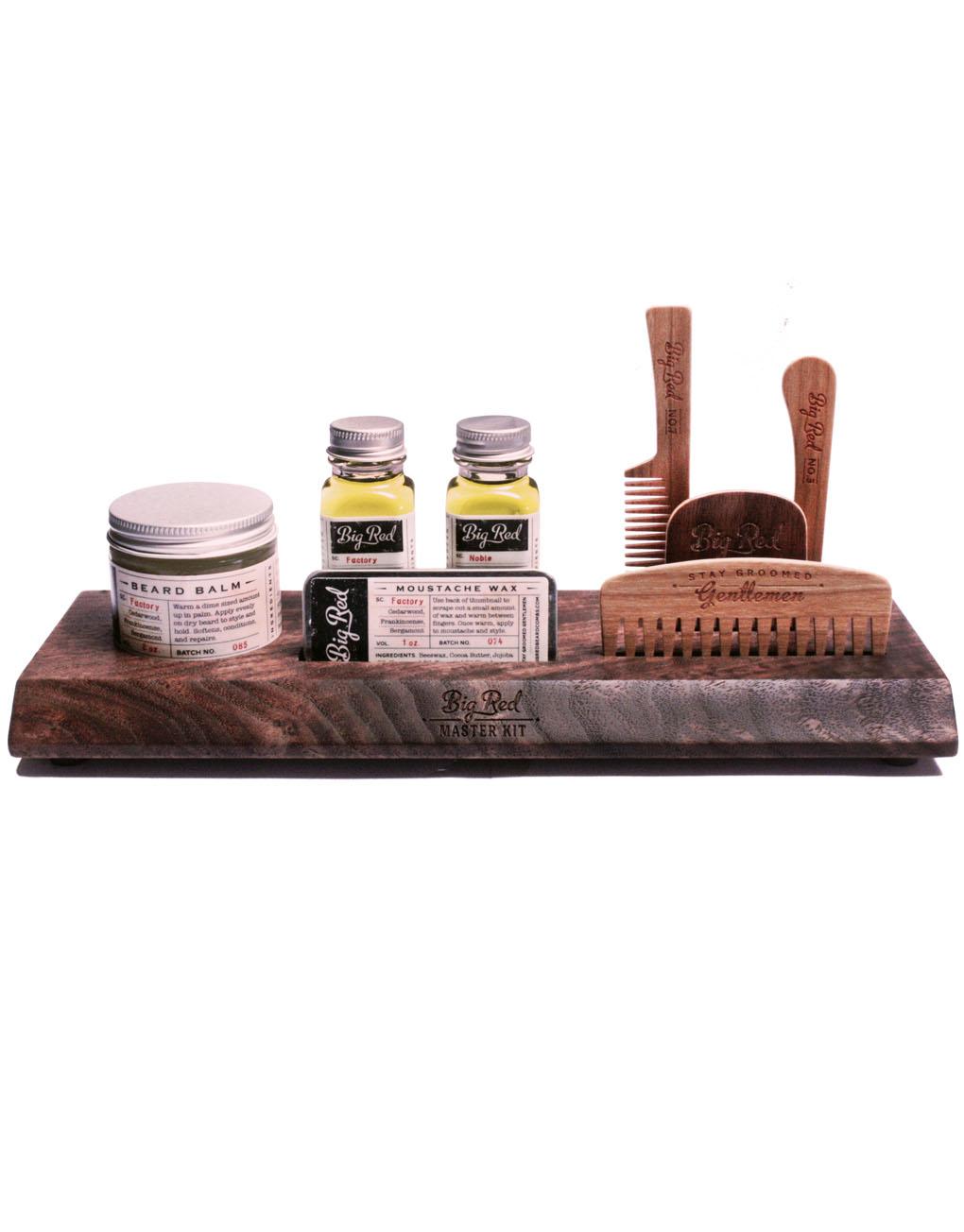 moustache comb kit bing images. Black Bedroom Furniture Sets. Home Design Ideas