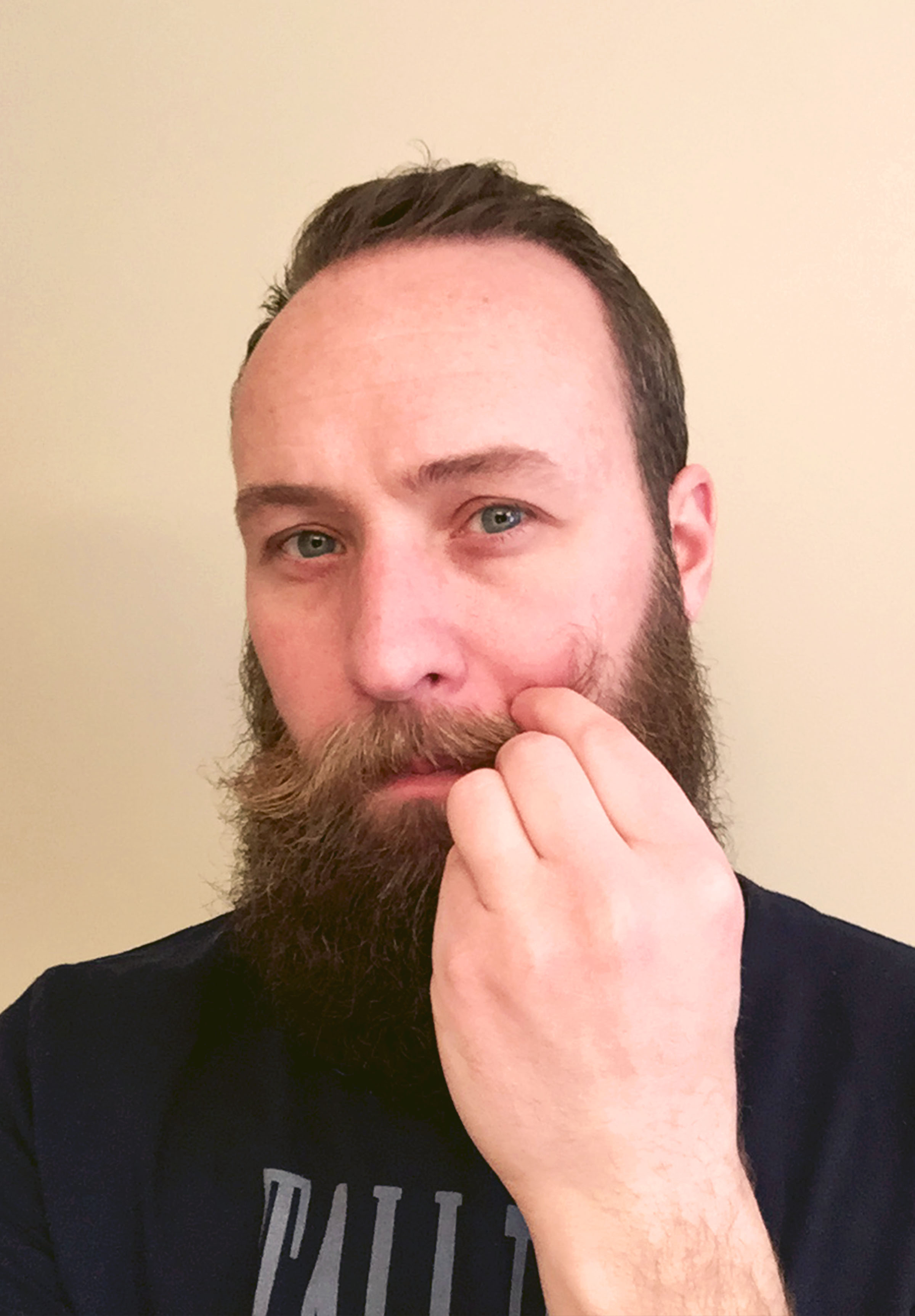 Trim Time How To Groom Your Moustache Big Red Beard Combs