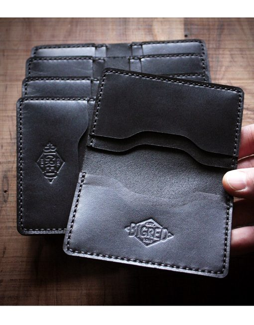 black_bifold_open